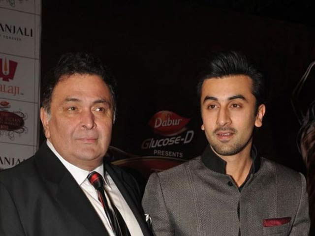 Video : Rishi Kapoor on His Relationship With Ranbir