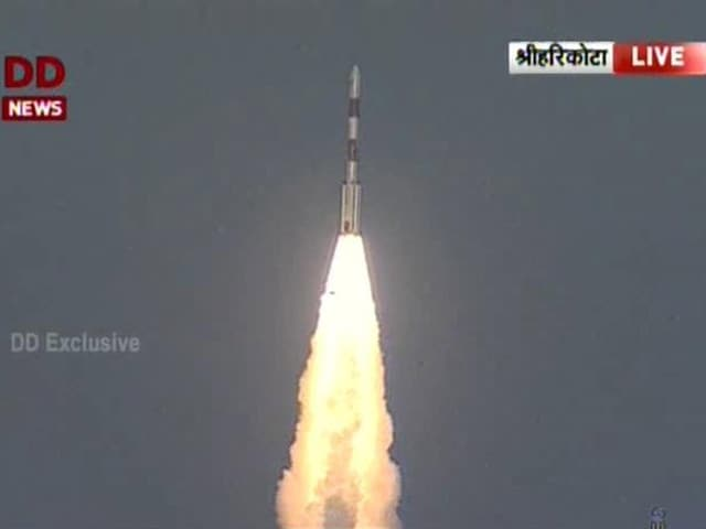 Video : India's Fourth Navigational Satellite Successfully Launched