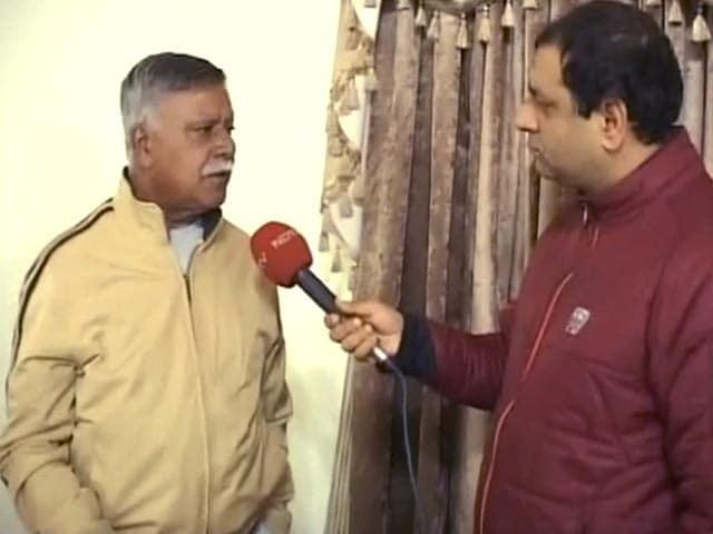 Video : घाटी में बाढ़ का ख़तरा नहीं : बाढ़ नियंत्रण मंत्री