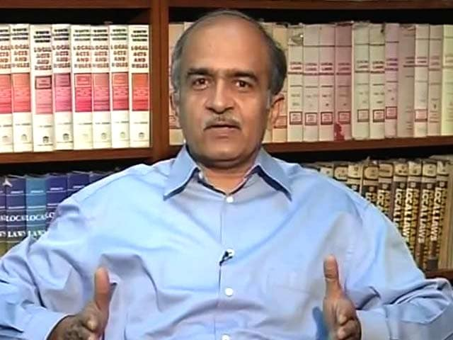 Video : AAP Sacks Prashant Bhushan From Another Key Panel, Removes Internal Lokpal
