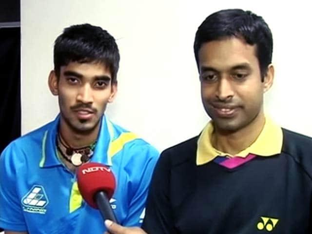Videos : अब लक्ष्य ओलिम्पिक खिताब जीतना : श्रीकांत