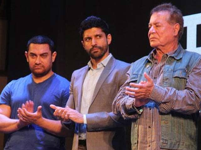 Video : Film Personalities Come Together Against Mumbai's Development Plan