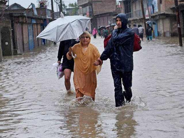 Videos : बड़ी खबर : कश्मीर में कुदरत का कहर