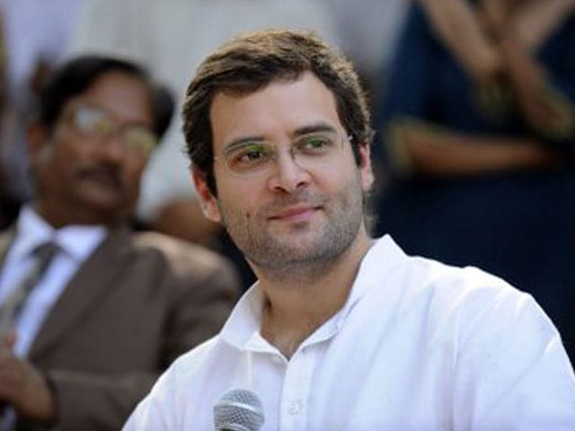 Video : Rahul Gandhi to Return by April 19 for Congress Rally Against Land Ordinance