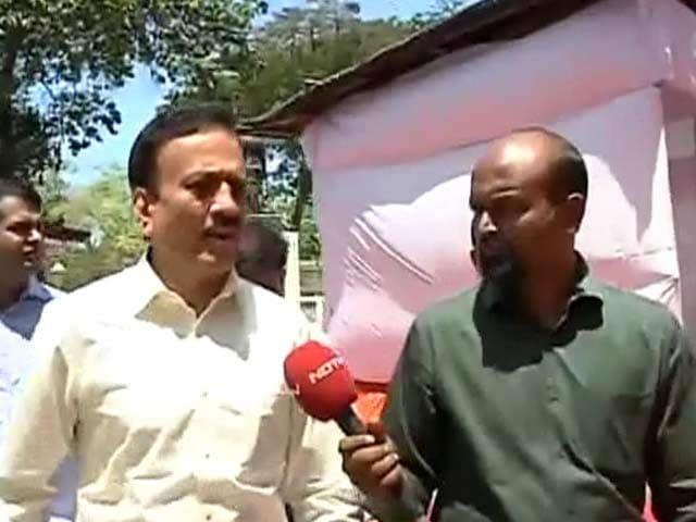 Video : मंत्री जी की पिस्तौल पर बवाल