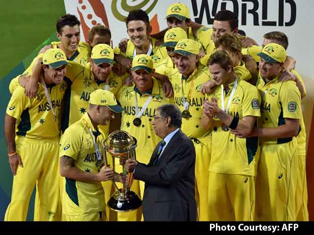 Video : International Cricket Council, a House Divided by Rift Over World Cup Trophy Presentation