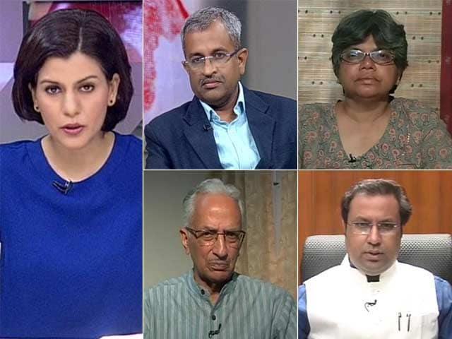 Video : Gujarat's New Anti-Terror Bill: Is it Draconian?