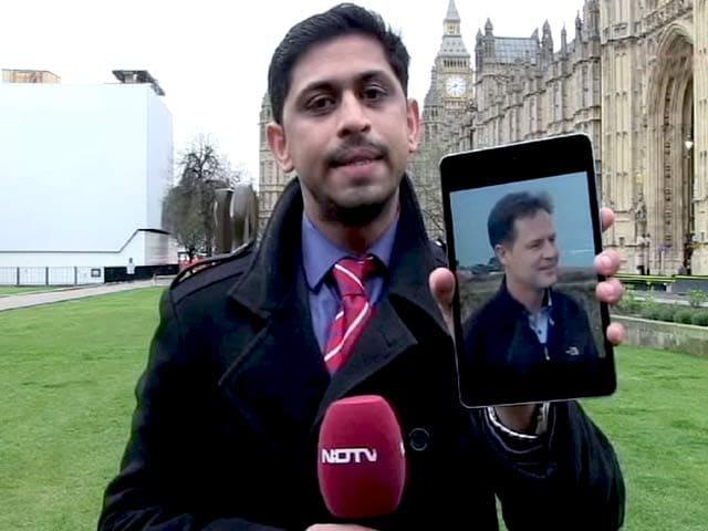 Video : Small Guys Take on Big Boys in UK TV Debate