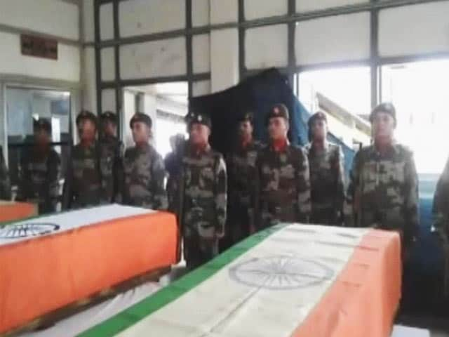 Video : 3 Soldiers Killed, 4 Injured in Ambush in Arunachal Pradesh