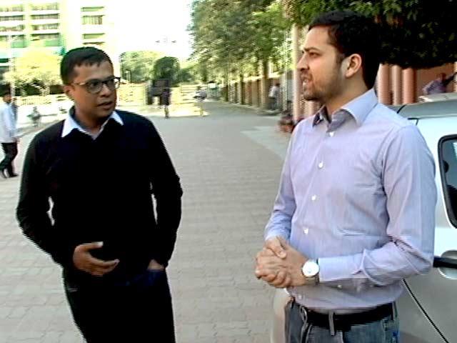 Video : पूंजी की कमी से शुरू में काफी दिक्कतें हुई : फ्लिपकार्ट के संस्थापक