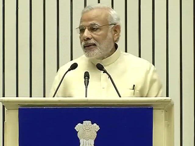 Video : 'Judiciary Should be Both Powerful and Perfect': PM Narendra Modi