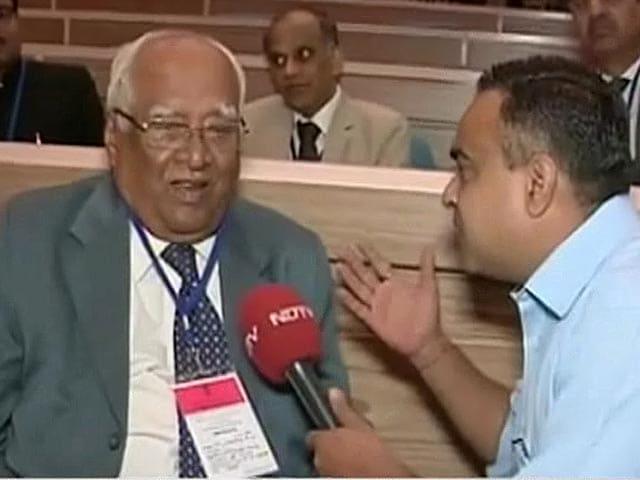 Videos : आगे ऐसा विवाद न हो तो अच्छा : पूर्व चीफ जस्टिस केएन सिंह