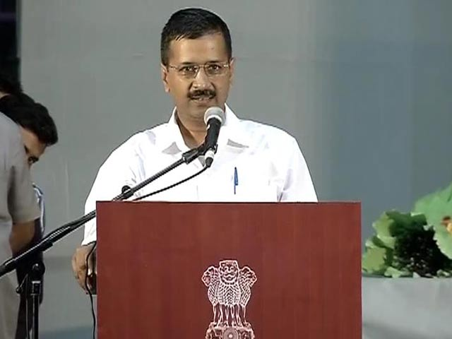 Video : Delhi Chief Minister Arvind Kejriwal Re-Launches Anti-Corruption Helpline 1031