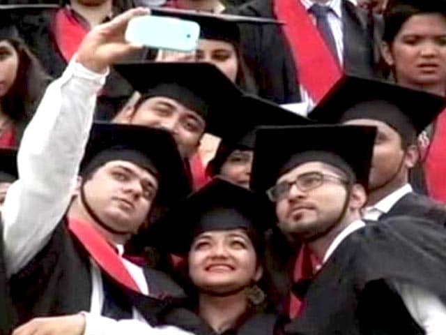 Video : IIM in Kozhikode, Kerala, Sets Impressive Record