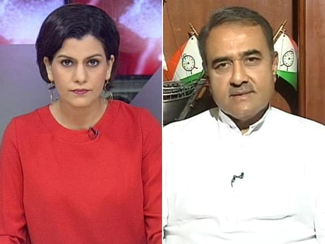 Video : Did Attend a Meeting of Group of Ministers on Tobacco Under UPA, But Dissociated Myself From It: Praful Patel to NDTV