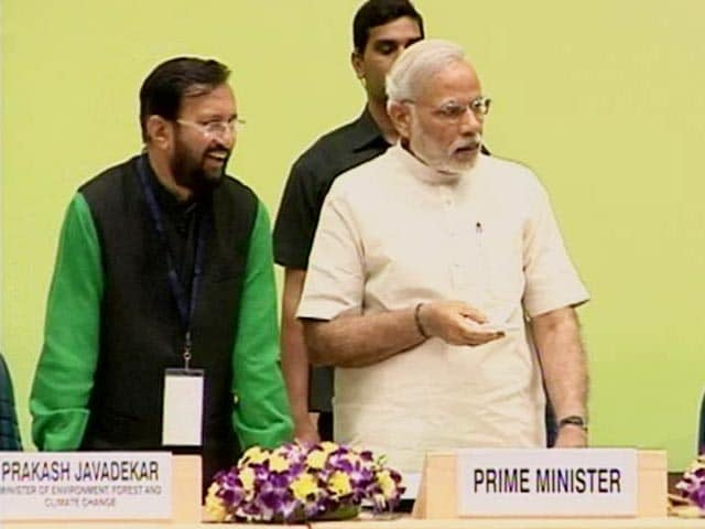 Video : 'India Should Guide the World on Fighting Climate Change,' Says PM Narendra Modi