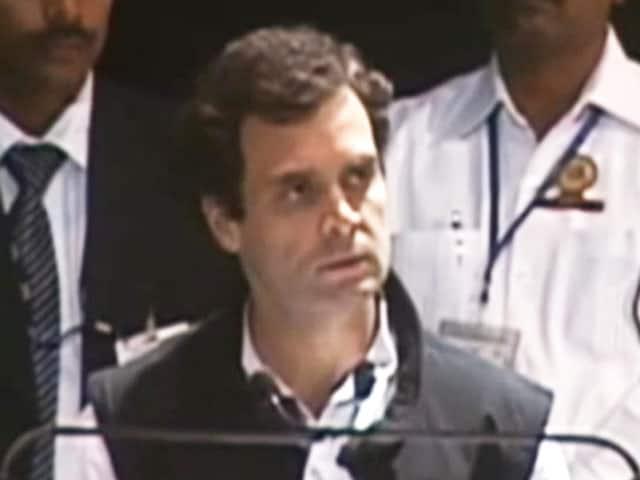 Video : खबरों की खबर : राहुल पर सवाल