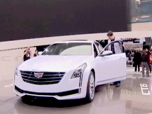 Video : 2015 New York International Auto Show