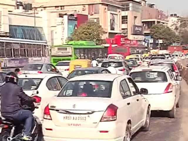 Video : दिल्ली में दस साल से पुरानी डीज़ल गाड़ियों पर बैन