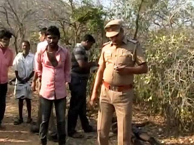 Video : In Andhra Pradesh Shooting, Questions Over Burn Marks, Bullet Injuries