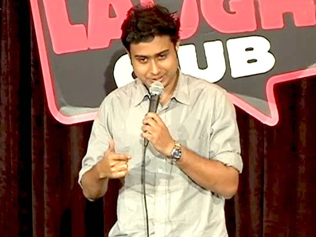 """Video : The Laughathon: """"Indians Like to Be Specific in the Most Redundant Things!"""""""