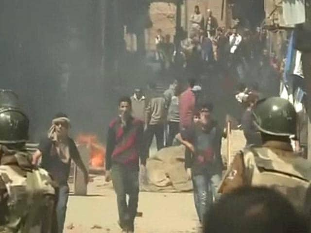 Video : Protests in Srinagar Over Plan for 'Townships' for Kashmiri Pandits