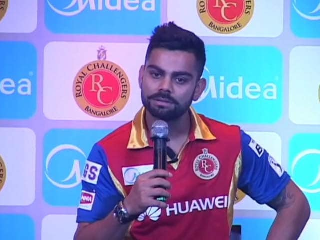 """They Should be Ashamed"": Virat Kohli on Backlash After World Cup Semi"