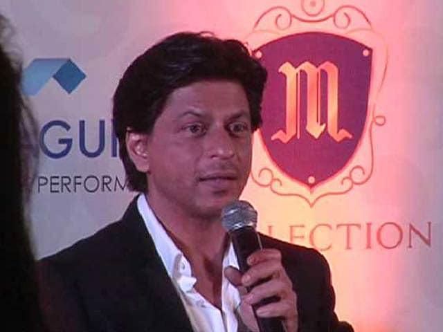 Video : Hunger, Drive Among International Stars Key to KKR's Success: Shah Rukh Khan