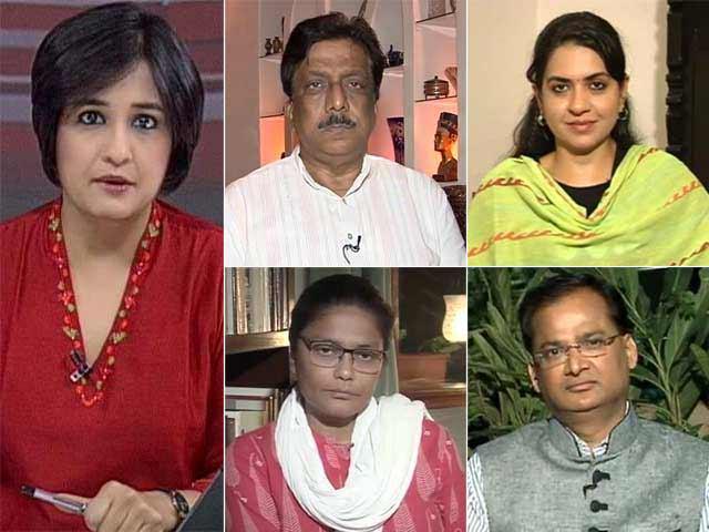 Video : Shiv Sena's 'Muslim Vote' Politics