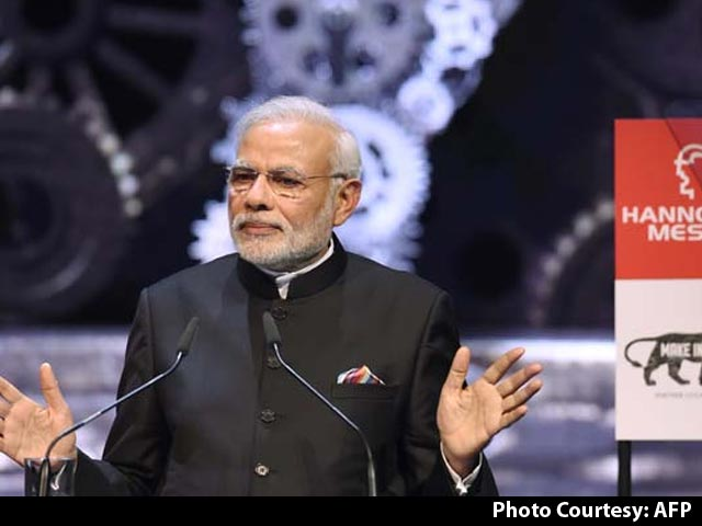 Video : PM Modi Unleashes 'Make in India' Lion in Germany, Promises Ease of Doing Business