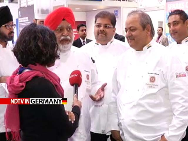 Video : Mango Lassi for Merkel; 45 Star Chefs Whip Up Food During PM Modi's Visit