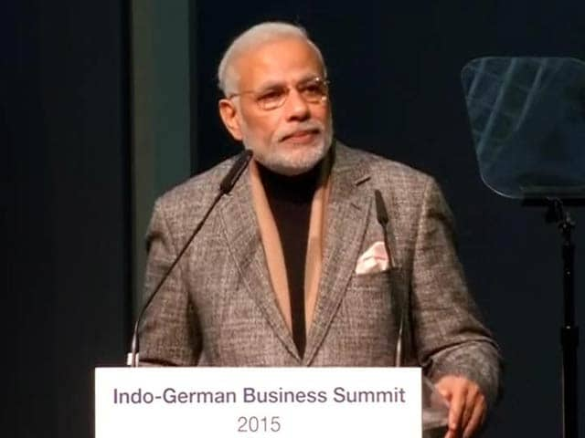 Video : India is a Changed Country Now, Says PM Narendra Modi to Germany