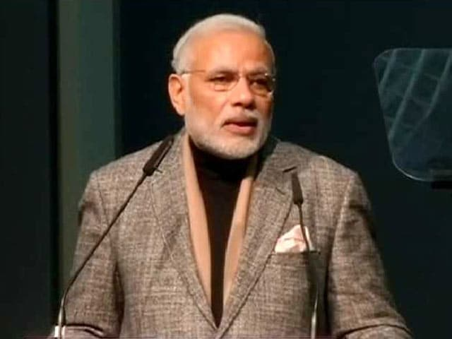 Video : India Should be an Engine for Worldwide Growth: PM Modi in Germany