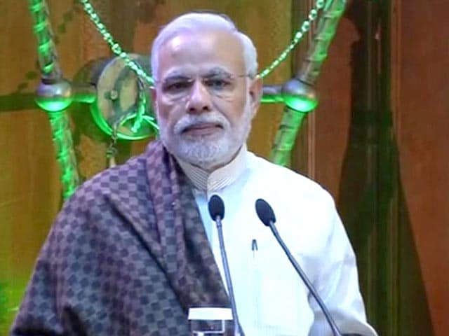 Video : Need of the Hour That India Becomes a Manufacturing Hub: PM Modi in Berlin