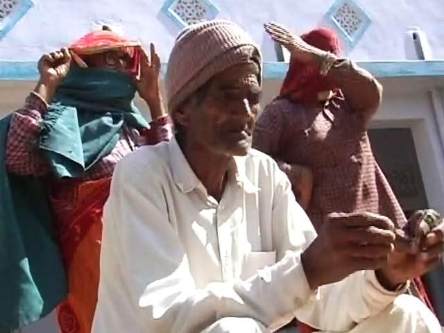 Video : राजस्थान : न्याय की मांग को लेकर धरने पर बैठा दलित परिवार