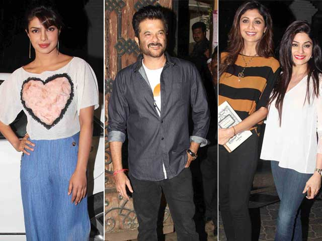 Video : <i>Dil Dhadakne Do</i> Cast Meets For Trailer Screening