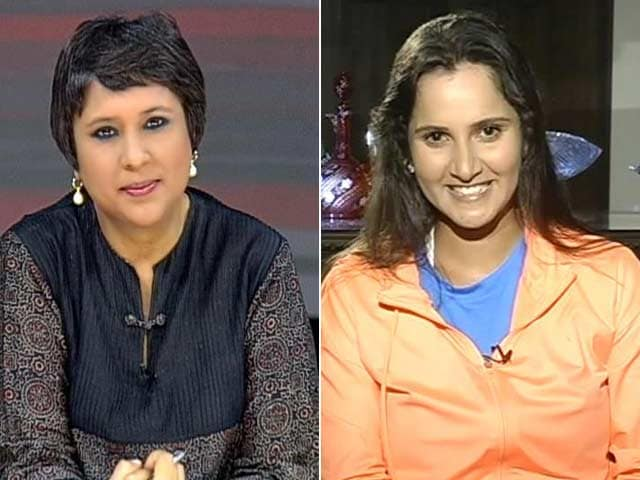Video : 'It's Still a Man's World; Hope the Attitude Now Changes': World No. 1 Sania Mirza