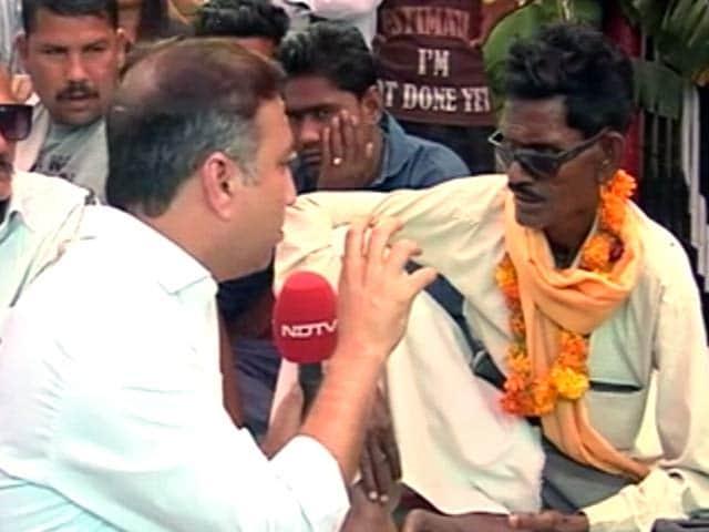 Video : हमारे घर तोड़े जाना नाइंसाफी : रामपुर वाल्मीकि बस्ती के लोग