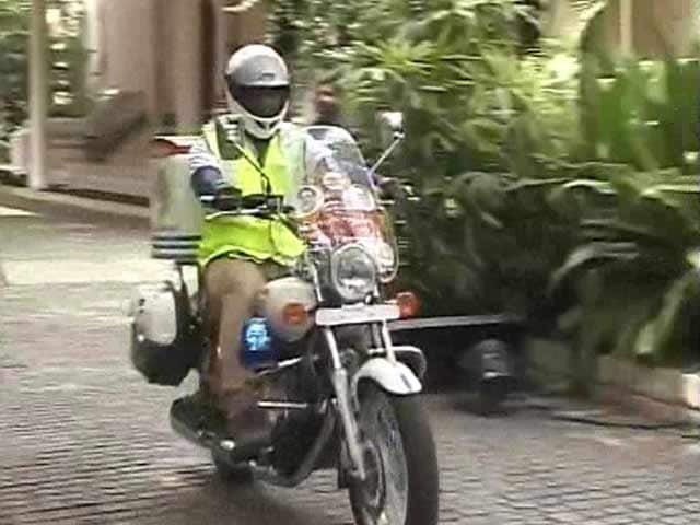 Video : Two-Wheeler Ambulances in Bengaluru to Save Time in Traffic