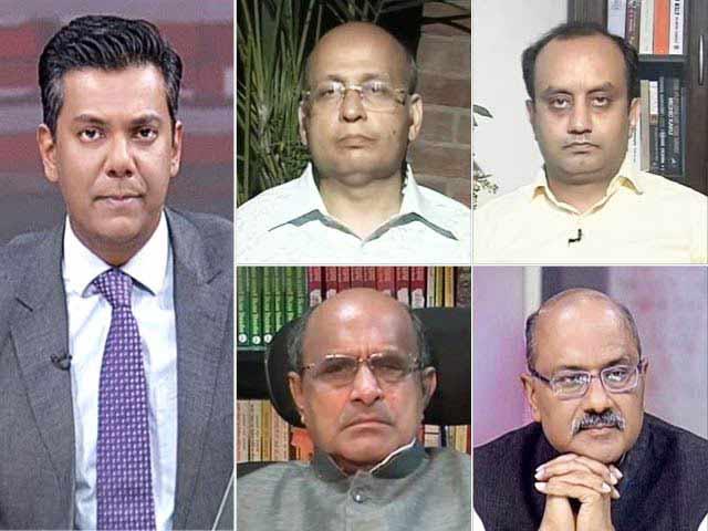 Video : #RahulGharWapsi: Should Rahul Gandhi Lead the Congress?