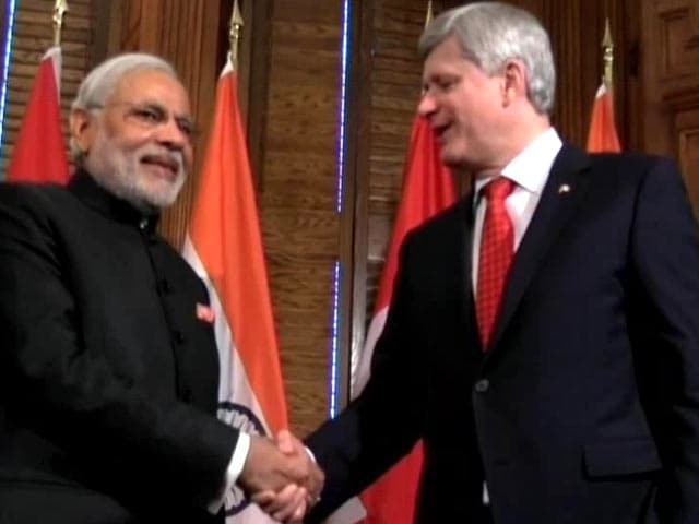 Video : Modi Factor in Canada Polls