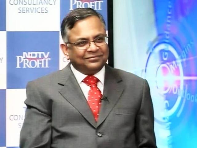 Video : TCS Chief N Chandrasekaran on Q4 Earnings, One-Time Bonus