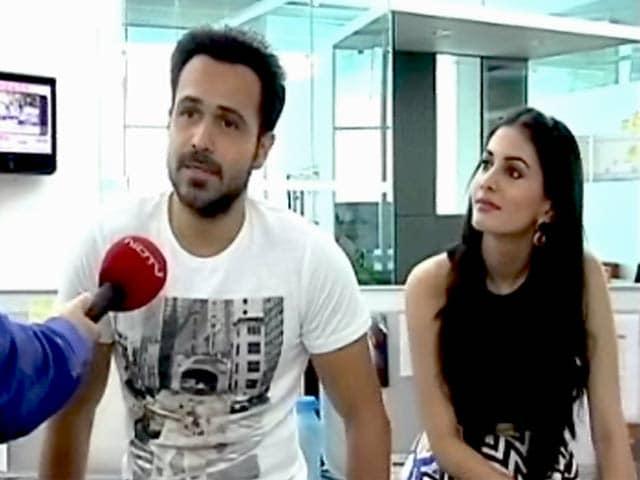 Video : मिस्टर X बने इमरान हाशमी से खास बातचीत