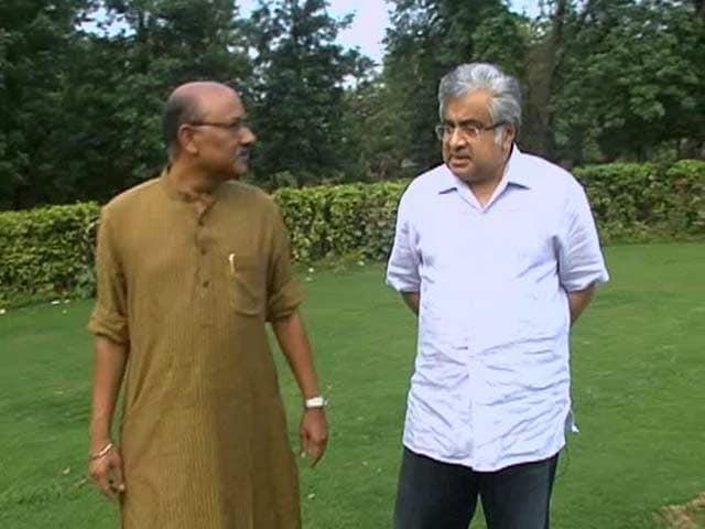 Video : Walk The Talk With Harish Salve