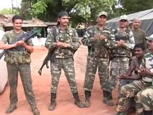 Video : Duty on the Border Simpler Than Anti-Naxal Operations, Say Security Personnel in Chhattisgarh