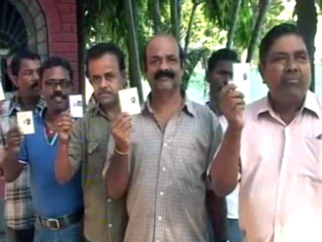 Video : Kolkata Municipal Polls End, Opposition Alleges Rigging by Trinamool Congress