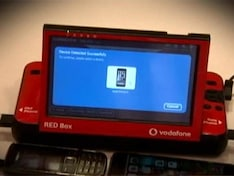 Vodafone Red Box Review