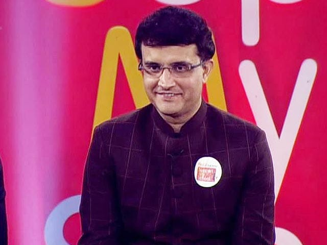 Video : Sourav Ganguly on Support My School Campaign: Cleanliness is Important in Schools