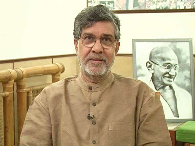 Video : #BabiesBazaar: 'It's a Shame That Babies Are Being Sold as Animals,' Says Kailash Satyarthi