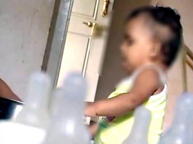Video : NDTV Exclusive : तेलंगाना में खुलेआम बिकती बच्चियां